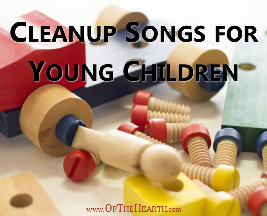 Teaching kids to clean up gives them a solid foundation for other life skills. Here are 8 cleanup songs to help our kids stay on task as they pick up.