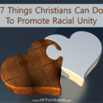 7 Things Christians Can Do To Promote Racial Unity