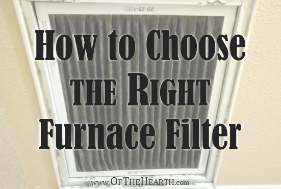 There are a wide variety of furnace filters available and some are more effective than others. Get tips for selecting the right one for your home here.