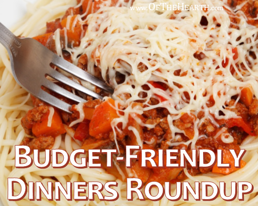 In order to stay within a tight grocery budget, it is critical to prepare meals that only cost $1-2 per serving. Here are 46 of these budget-friendly dinners.