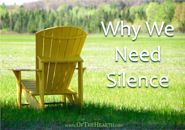 Noise is unavoidable, but too much of it is a threat to our health and well-being. Silence, the antidote, provides several mental and physical benefits.