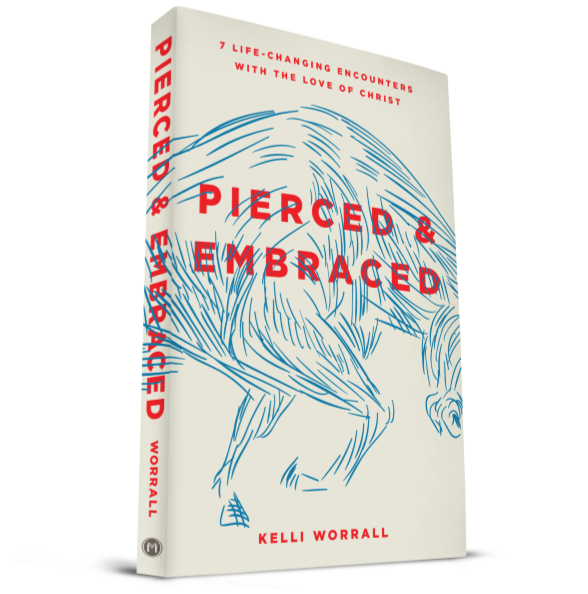 Have you noticed how painful moments in life and tender moments with God often happen simultaneously? Explore this tendency in the book Pierced and Embraced.