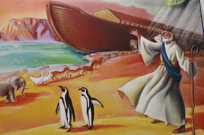 Children of God Storybook Bible - Noah and the Ark