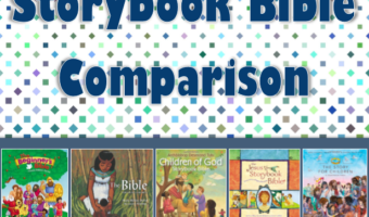 Storybook Bible Comparison