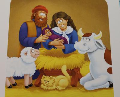 The Beginners Bible - Birth of Jesus
