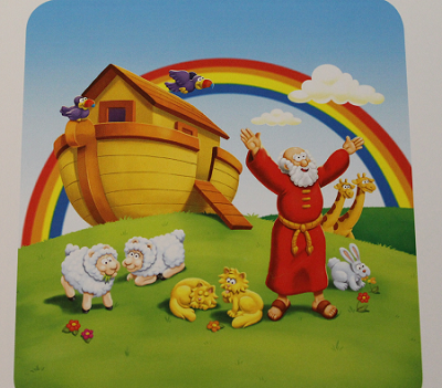 The Beginners Bible - Noah and the Ark