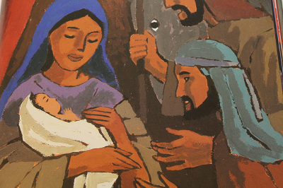The Bible for Young Children - Birth of Jesus