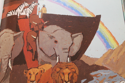 The Bible for Young Children - Noah and the Ark