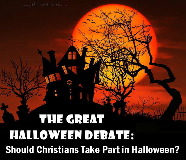 Are you a Christian family that's uncertain of whether or not to celebrate Halloween? Here are some useful things to consider as you make your decision.