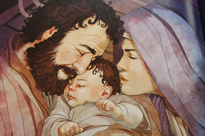 The Story for Children - Birth of Jesus