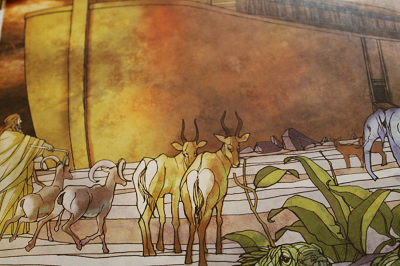 The Story for Children - Noah and the Ark