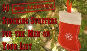 50 Man-Approved Stocking Stuffers for the Men on Your List