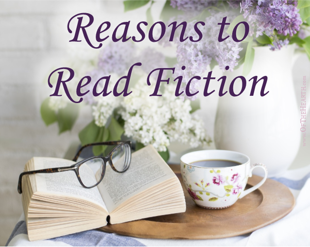 Do you assume that non-fiction is somehow superior to fiction? Here are eight reasons that fiction is well worth our time.