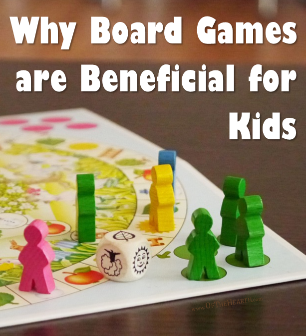 Board games provide our kids with a lot more than entertainment! Here are 5 incredible lessons our kids learn as they have fun playing these games.
