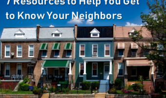 7 Resources to Help You Get to Know Your Neighbors